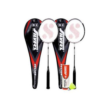 Silver's Pack Of 2 Fusion Badminton Combo-5 - Multicolor