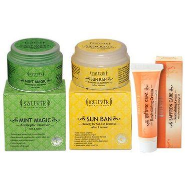 Refresh And Fair Skin Combo - Saffron Care