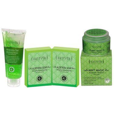 Repair Daily Skin Damage  - Aloevera Gel