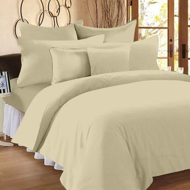 Storyathome 100% Cotton Single Bedsheet with 1 Pillow Cover-SP2001