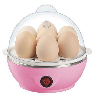 SSOL Electric Egg Boiler (Stylish 7 Egg Boiler)-Multicolor