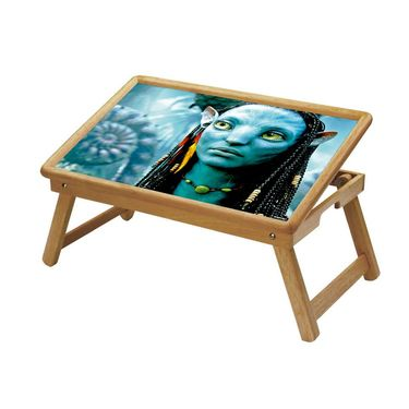 Shopper52 Foldable Wooden Study Table For Kids-STUDY022