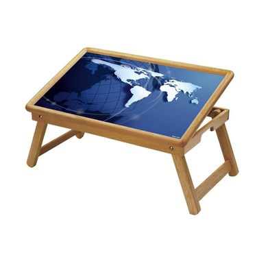 Shopper52 Foldable Wooden Study Table For Kids-STUDY054