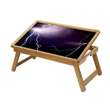 Shopper52 Foldable Wooden Study Table For Kids-STUDY060