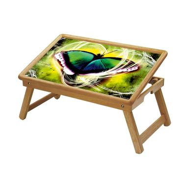 Shopper52 Foldable Wooden Study Table For Kids-STUDY065