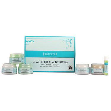 Sattvik Organic Acne Treatment Kit - (260g)