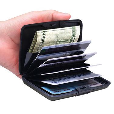 Scottish Club Stylish Aluminium Secure Coloured Wallet - Buy 1 Get 4 Free