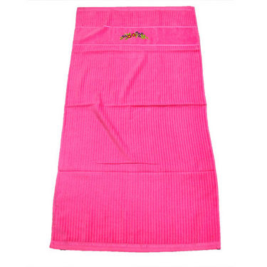 Set of 6 Porcupine Towels - Assorted Colour