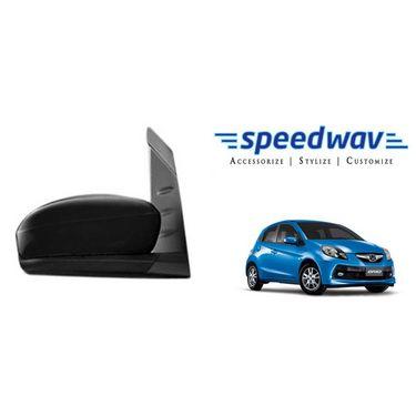 Speedwav Car Side Rear View Mirror Assembly RIGHT - Honda Brio
