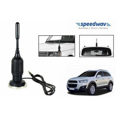 Speedwav Powerful Car Magnetic FM/AM Receiver Antenna-Chevrolet Captiva New