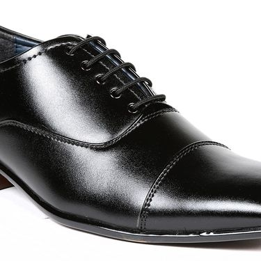 Ten Patent Leather Black Formal Shoes -ts232