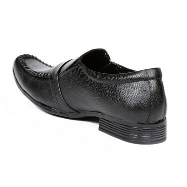 Ten Patent Leather Black Formal Shoes -ts237