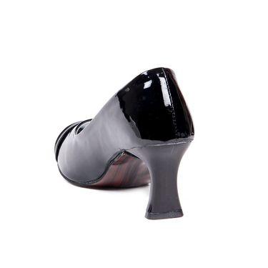 Ten Patent Leather Black Pumps -ts84