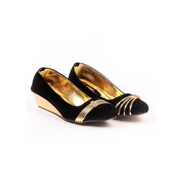 Ten Synthetic Leather Black Bellies -ts251