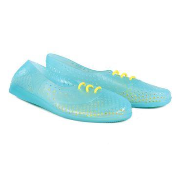 Blue Flip Flop For Women -Te35