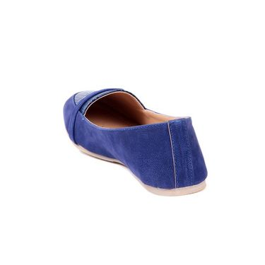 Ten Leather 067 Women's Loafers - Blue