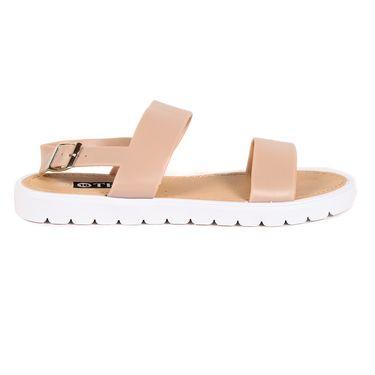 Tan Sandals For Women -Te37