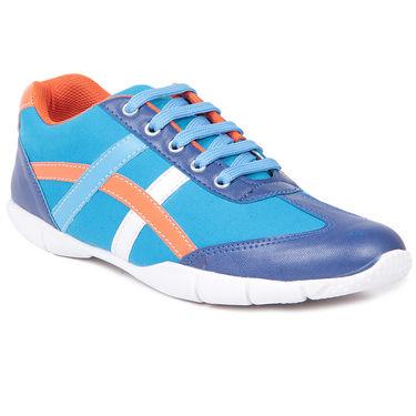 Ten Fabric Blue Casuals Shoes -ts159