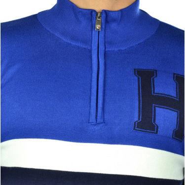 Osai Full Sleeves Sweater_Tgh09 - Blue