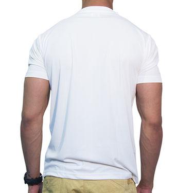 Effit Printed Casual Tshirts_Trw0616 - White
