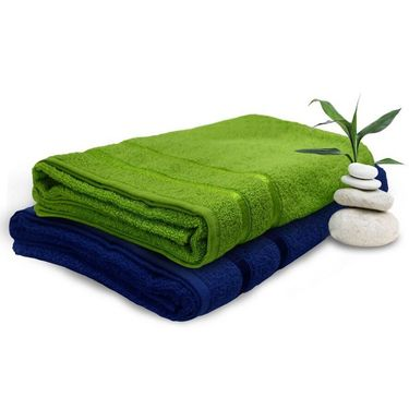 Set of 2 Storyathome Cotton Bath Towel-TW_1203-L_1207-X