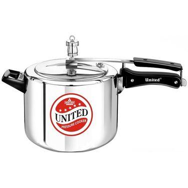 United Innerlid Pressure Cooker Regular 6.5 Ltr