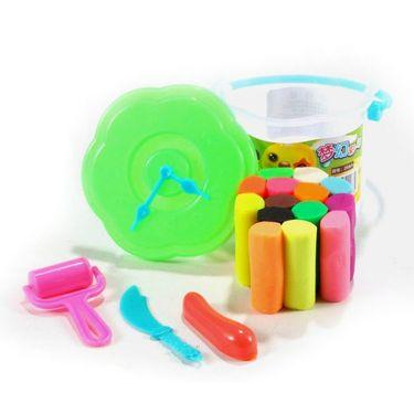 Set of 12 Colors Ultralight Clay (plasticine) Activity Set
