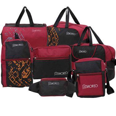 Combo of 7 Smart Travel Bags _ POF7-B