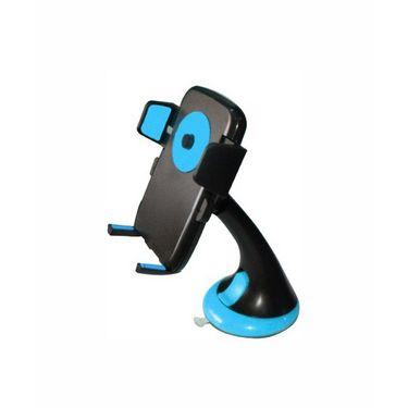 Vibrandz Colourful Phone Car Holder - Blue