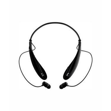Vibrandz HBS-800 Wireless Bluetooth Gaming Headset - Black