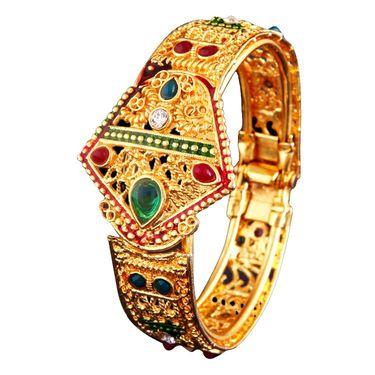 Variation Classy Designer Multicolor Openable Bangle_Vd14705
