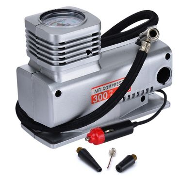 Combo of Car Vacuum Cleaner + Air Compressor + Dent Remover