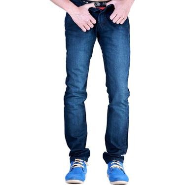 Velgo Club Pack of 2 Plain Regular Fit Jeans_NPG-JEN-33-35