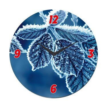 meSleep Nature Digital Printed Wall Clock-WC-R-01-13