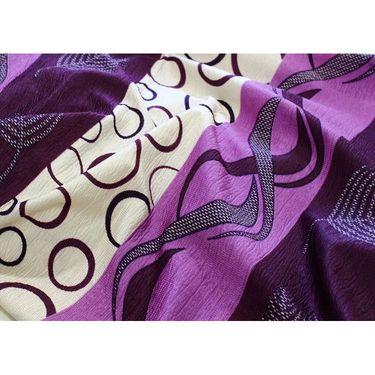 Set of 4 Printed Window curtain-5 feet-WNR_2_2007