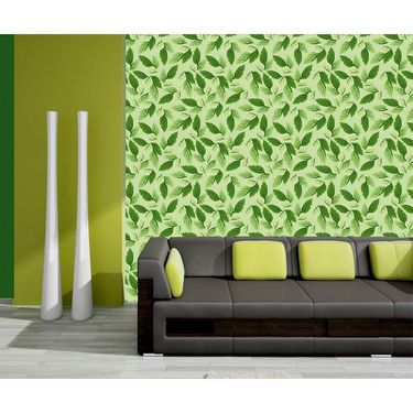 meSleep Floral Water Active Wall Paper 40 x 120 Inches-WPWA-03-09