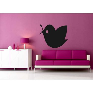 Bird Decorative Wall Sticker-WS-08-022