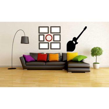 Musician Black Wall Sticker-WS-08-046