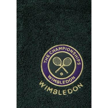 Wimbledon Mens Guest Towel - Green