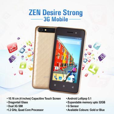 ZEN Desire Strong 3G Mobile