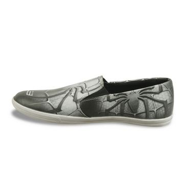 Bacca bucci-Canvas-casuals-grey