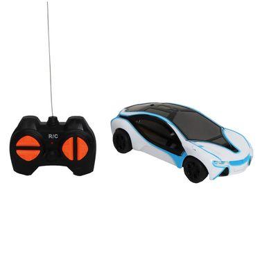 1:28 BMW Remote Controlled Car - Blue