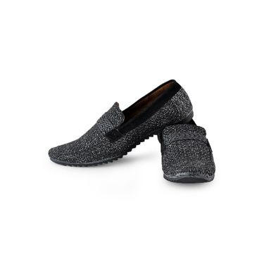 Foot n Style Jute Casual Shoes FS 358 -Grey