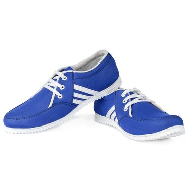 Foot N Style Blue Casual Shoes _FS380