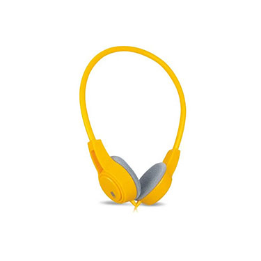 iBall JOVIAL C9 Headphone - Yellow