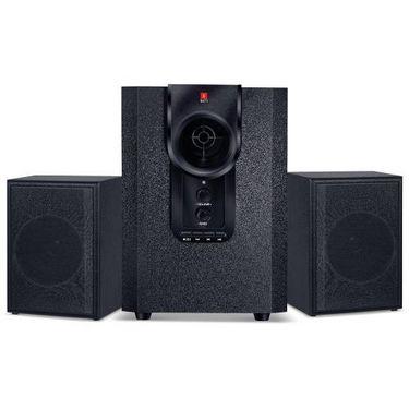 iBall MJ D9 2.1 Channel Multimedia Speaker - Black