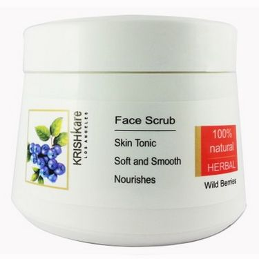 Face Scrub - Wild Berries
