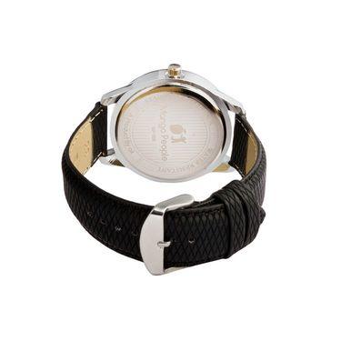 Mango People Analog Round Dial Watch For Men_mp005 - White