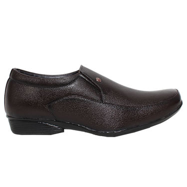 Detak Synthetic Leather Formal Shoes -Rocky22