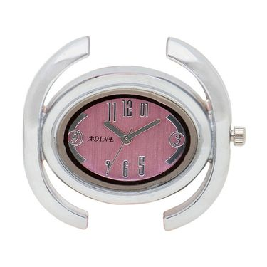 Adine Analog Wrist Watch For Women_Ad1240p - Pink